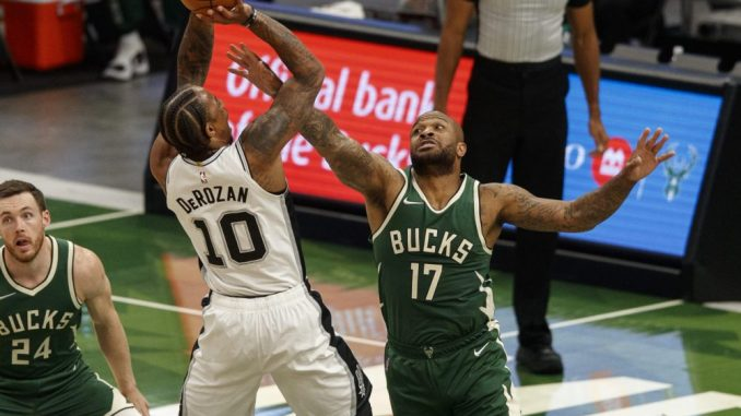 PJ Tucker, Milwaukee Bucks, NBA Trade Rumors