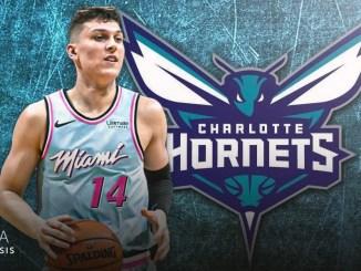 Tyler Herro, Miami Heat, Charlotte Hornets, NBA Trade Rumors