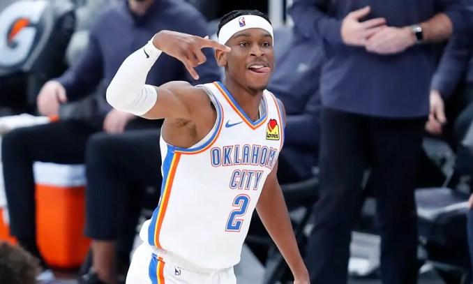 Shai Gilgeous-Alexander, Oklahoma City Thunder, NBA Trade Rumors