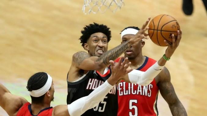 Christian Wood, Houston Rockets, NBA Trade Rumors, Hornets
