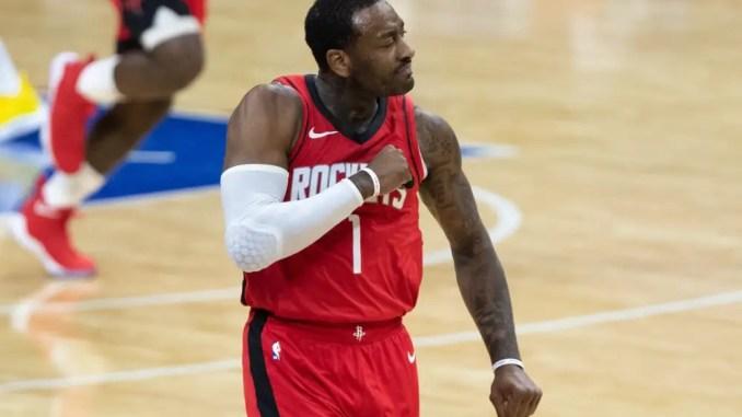 John Wall, Houston Rockets, NBA Trade Rumors, New York Knicks