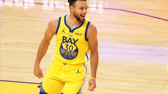 Stephen Curry, Golden State Warriors, NBA MVP