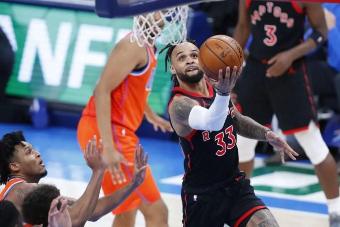 Gary Trent Jr., Toronto Raptors, NBA Trade Rumors