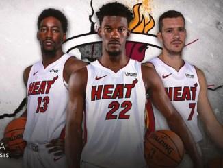 Miami Heat, Jimmy Butler, Bam Adebayo