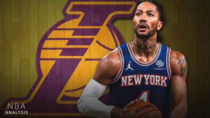 Derrick Rose, Lakers