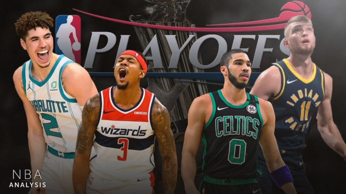 NBA Play-In Tournament, Charlotte Hornets, Boston Celtics, Indiana Pacers, Washington Wizards