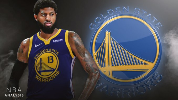 Paul George, Golden State Warriors, Los Angeles Clippers, NBA Trade Rumors