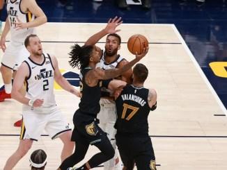 Memphis Grizzlies, Utah Jazz, NBA Playoffs