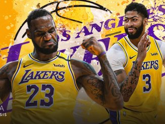 Los Angeles Lakers, LeBron James, Anthony Davis, NBA Trade Rumors