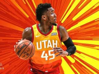 Donovan Mitchell, Utah Jazz, NBA Trade Rumors