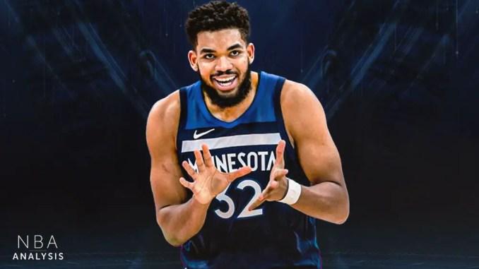 Karl-Anthony Towns, NBA Trade Rumors