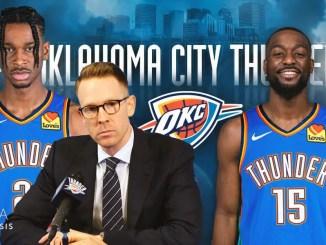 Oklahoma City Thunder, Shai Gilgeous-Alexander, Kemba Walker, NBA Trade Rumors