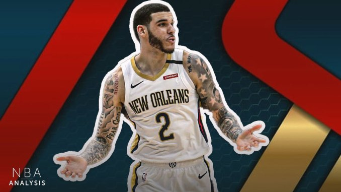 Lonzo Ball, Pelicans, Bulls