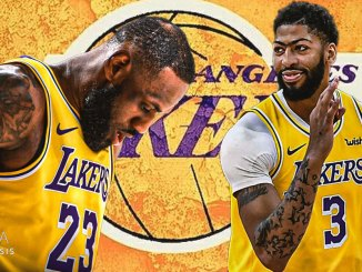 Los Angeles Lakers, Anthony Davis, LeBron James, NBA Rumors