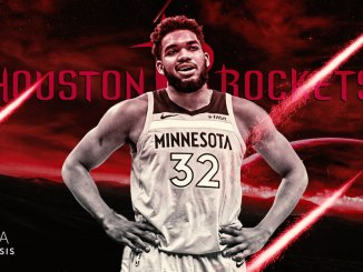 Karl-Anthony Towns, Rockets, Timberwolves