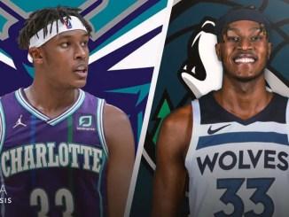 Myles Turner, Hornets, Timberwolves