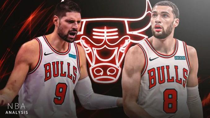 Chicago Bulls, Zach LaVine, Nikola Vucevic, Lauri Markkanen, NBA Rumors, NBA Trade Rumors, NBA Free Agency, NBA Draft