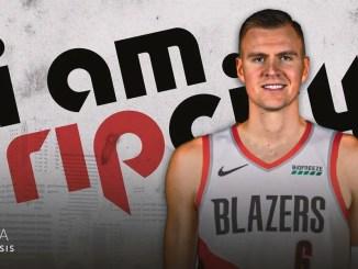 Portland Trail Blazers, Kristaps Porzingis, Dallas Mavericks, NBA Trade Rumors