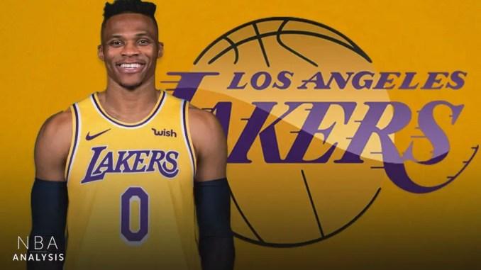 Russell Westbrook, Los Angeles Lakers