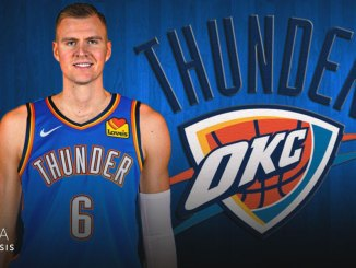 Oklahoma City Thunder, Kristaps Porzingis, Dallas Mavericks, NBA Trade Rumors