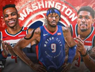 Jerami Grant, Detroit Pistons, Washington Wizards, NBA Trade Rumors