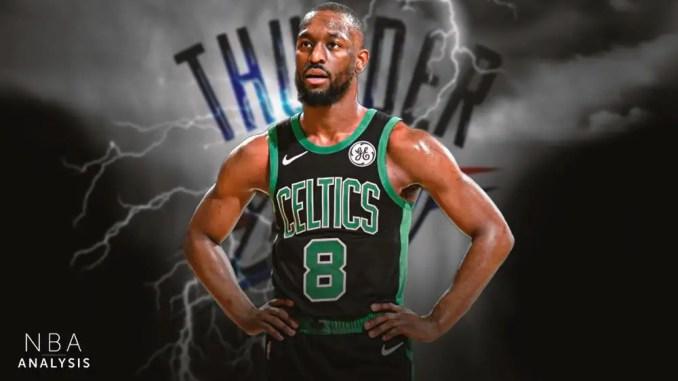 Kemba Walker, Thunder, Celtics