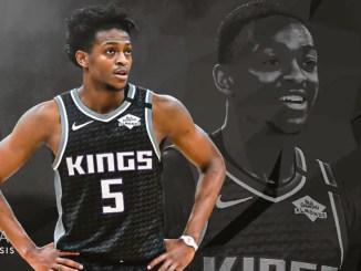 De'Aaron Fox, NBA Trade Rumors, Sacramento Kings