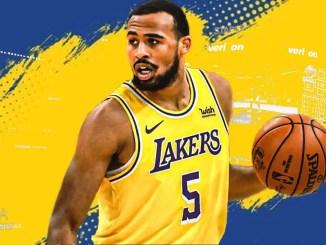 Talen Horton-Tucker, Los Angeles Lakers, NBA Rumors