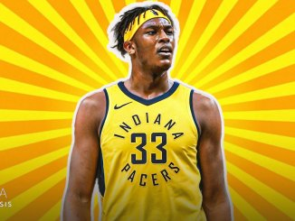 Myles Turner, Indiana Pacers