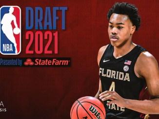 Scottie Barnes, 2021 NBA Draft