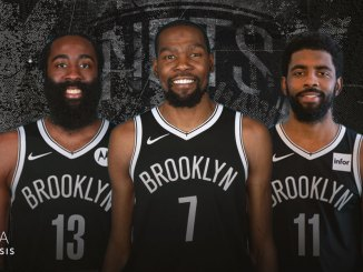 Brooklyn Nets, James Harden, Kevin Durant, Kyrie Irving, NBA Trade Rumors