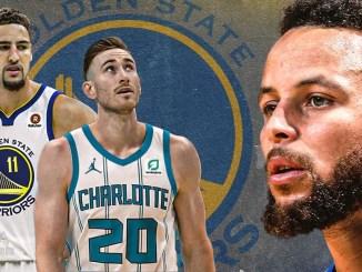 Charlotte Hornets, Gordon Hayward, Golden State Warriors, NBA Trade Rumors