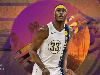 Myles Turner, Indiana Pacers, Los Angeles Lakers, NBA Trade Rumors