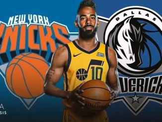 Mike Conley, Knicks, Mavs, Jazz