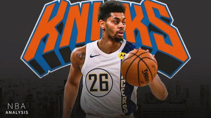 Jeremy Lamb, Pacers, Knicks