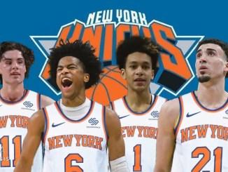 New York Knicks, 2021 NBA Draft