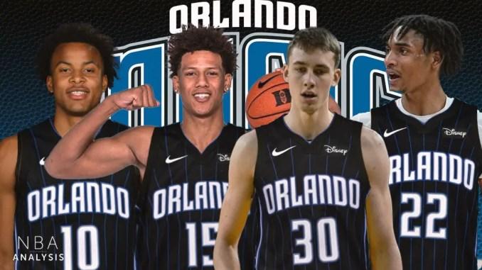 Orlando Magic, 2021 NBA Draft