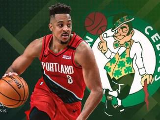 Boston Celtics, CJ McCollum, Portland Trail Blazers, NBA Trade Rumors