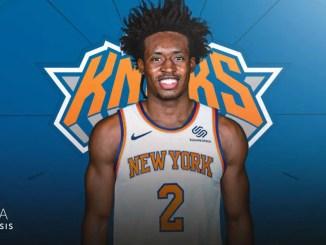 New York Knicks, Cleveland Cavaliers, Collin Sexton, NBA Trade Rumors