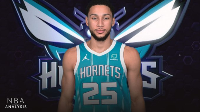 Ben Simmons, Charlotte Hornets, Philadelphia 76ers, NBA Trade Rumors