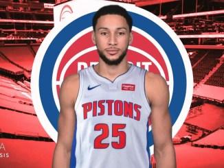 Ben Simmons, Detroit Pistons, Philadelphia 76ers, NBA Trade Rumors