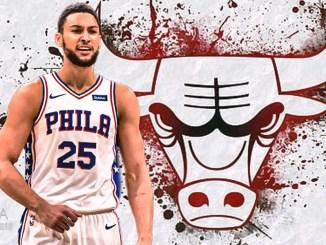 Ben Simmons, Chicago Bulls, NBA Trade Rumors, Philadelphia 76ers