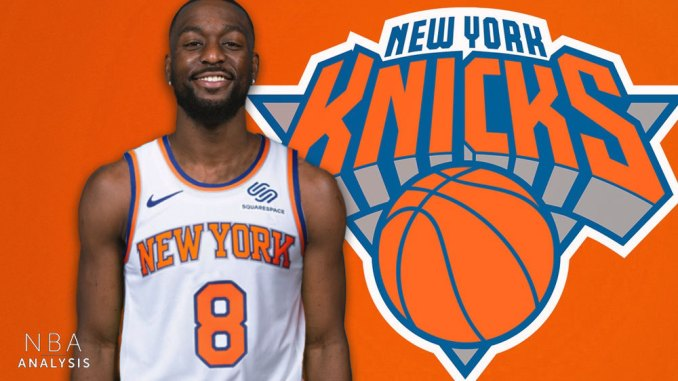 Kemba Walker, Knicks