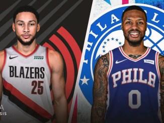 Ben Simmons, Joel Embiid, Philadelphia 76ers, Portland Trail Blazers, NBA Trade Rumors