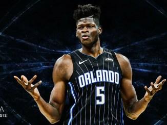 Mo Bamba, Orlando Magic, NBA