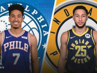 Indiana Pacers, Philadelphia 76ers, Ben Simmons, Malcolm Brogdon, NBA Trade Rumors