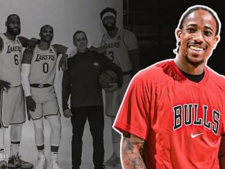DeMar DeRozan, Chicago Bulls, Los Angeles Lakers, NBA Rumors