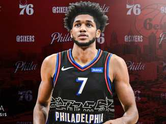 Isaiah Joe, Philadelphia 76ers, NBA