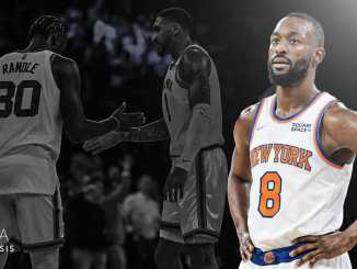 Kemba Walker, New York Knicks, NBA