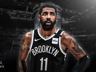 Kyrie Irving, Brooklyn Nets, NBA News